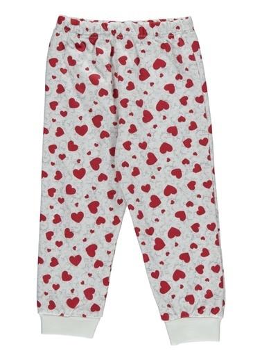 Locopop Pijama Takım Kırmızı